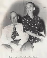 """Martha Geneva """"Mattie"""" Bailey Sizemore (1883-1967) - Find A Grave ..."""