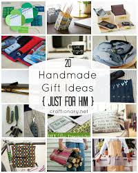Gallery of simple creation homemade gift ideas for men best photo