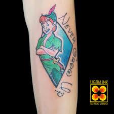 Tatuaggio Peter Pan Immagini E Significato Ligera Ink