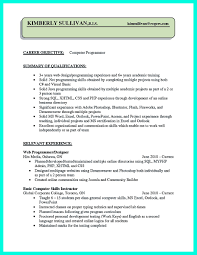 Pretty Plc Programmer Resume Examples Pictures Inspiration