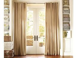 Patio Door Curtain Pleated Doors Country Curtains Pinch Pleat Sheer Slider Panel 100862