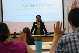 renee jones photo album the union photo project union reneé jones assistant director of recruitment information technology speaks students about the transition from college to career