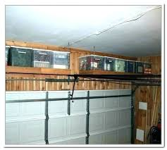 ceiling garage storage overhead ideas view plans designs s
