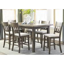 hardware dining table exclusive: nelumbo counter height dining table brayden studiocae nelumbo counter height dining table