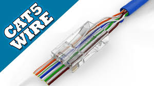 how to make cat 5 cable network wire Category 5 Wiring Diagram Pin Trailer Connector