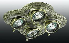 Встраиваемый <b>светильник NOVOTECH 370178 SPOT</b> купить в ...