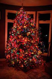 christmas tree lighting ideas. Colored Christmas Tree Lights (07) Lighting Ideas N