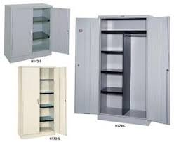 Metal storage cabinets with doors Steel Set Up Storage Cabinets Nationwide Industrial Supply Industrial Cabinets Heavy Duty Storage Cabinets metal Steel