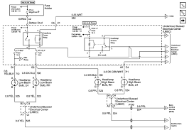 headlight wiring diagram s forum