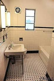 1940 Bathroom Design Awesome Original 'sanitary' Bathroom In 48 Cape Cod Style House 48s48s