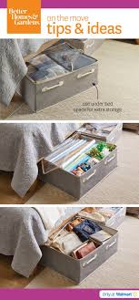 organizing under your bed gives you the extra room you wouldn t use otherwise charleston under bed storage bags will keep all items neat tidy