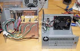 rf45 zay7045 cnc milling machine three axis cnc controller build insides