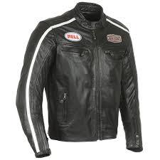 the heritage racing jacket black