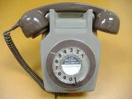 vintage wall telephone