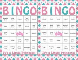 Baby Shower Gifts Bingo CardsBaby Shower Bingo Cards Printable