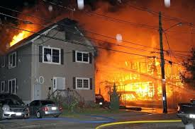 large image for lighting waltham ma four alarm fire destroys waltham home news wicked local