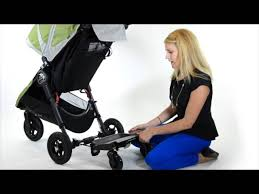 baby jogger glider board to a stroller