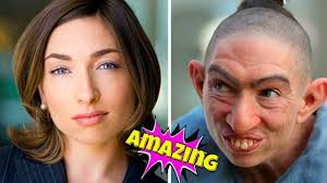 amazing before and after applying makeup actor transformations