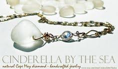 sea gl jewelry cinderella by the sea handcrafted by cinderellabythesea cape may