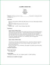 Student Resume Example First Job Cv Template Easy Snapshoot Include