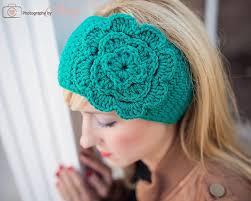 Crochet Patterns For Headbands Impressive DIY Crochet Headband Patterns 48 Free Designs EverythingEtsy