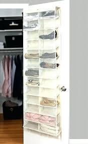 hanging door closet organizer. Perfect Hanging Over The Door Organizers Shoe Organizer Cream  Closet  With Hanging Door Closet Organizer