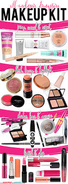 all inclusive makeup kit all the s that are hot at the