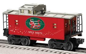 lionel santas flyer santas flyer ready to run train set 0 8 0 steam loco 1225