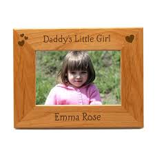 daddys girl picture frame little photo uk