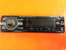 sony faceplate sony cdx gt620ip faceplate