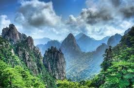 Las Montañas Amarillas: paisajes que inspiraron la película Avatar |  Montañas amarillas, Paisajes, Montañas