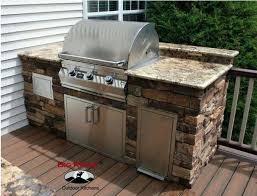 diy outdoor kitchen kits home design ideas