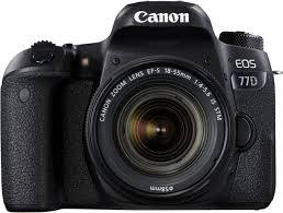 Canon Dslr Camera Comparison Chart 2017 Canon Eos 77d