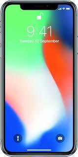 Ipho E Apple Iphone X Silver 256 Gb