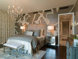 Mirrored Bedroom Bench Mirrored Tufted Headboard This Fabulously Chic Bedroom Look