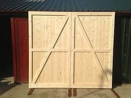 hinged barn doors. Image Is Loading Side-Hung-Hinged-Timber-Wooden-Garage-Door-Gates- Hinged Barn Doors T