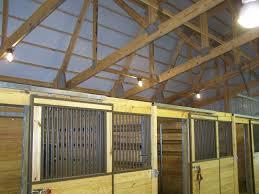 equine barn lighting lilianduval