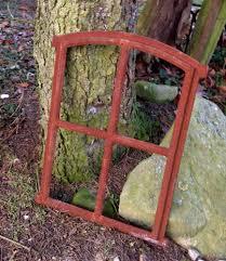 Fenster 50x34cm Sprossenfenster Gartenhaus Eisenfenster