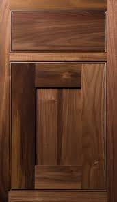 Plain Kitchen Cabinet Doors Quaker 3 Door Done In Walnut Natural Finish You Wood Love