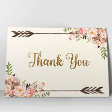 floral thank you card printable thank you from digartdesigns on Wedding Thank You Cards Printable floral thank you card printable thank you card boho chic thank you bohemian wedding ca wedding thank you cards printable free