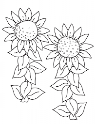 Small Picture sunflower coloring page with a variety of fascinating photos