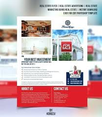 Marketing Flyers Templates Real Estate Email Flyer Template Marketing Free Templates
