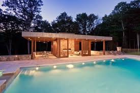 A Modern Pool House Retreat from ICRAVE ...