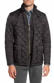 Men's Quilted, Puffer & Down Jackets | Nordstrom & Barbour International Windshield Quilted Jacket Adamdwight.com