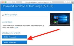 Windows Microsoft Free Download How To Download Windows 10 Iso For Free Osxdaily