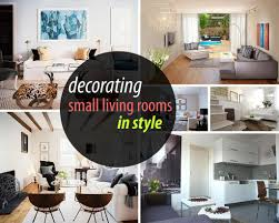 Living Room Small Space Living Room How To Decorate Your Home On A Budget Interior