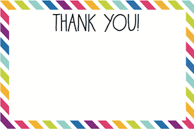 A Few Ways To Say Thank You To Teachers Ms Houser