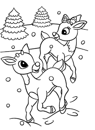 Small Picture 25 unique Rudolph coloring pages ideas on Pinterest Christmas