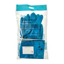<b>Перчатки латексные</b> HQ Profiline <b>размер S</b>, цвет синий в Москве ...