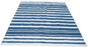 blue striped rug luxury ideas blue and white striped rug innovative stripe cotton